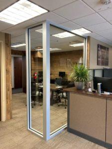 big d storefront office